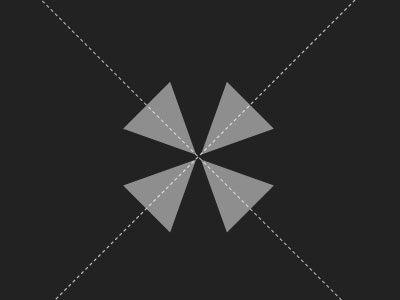 contoh keseimbangan memancar - salah satu prinsip prinsip seni rupa dan desain