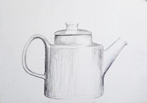 Belajar Menggambar Seperti Seniman Menggambar Objektif Serupa Id