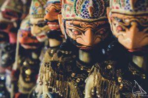 Wayang Golek, contoh kebudayaan tradisional Indonesia