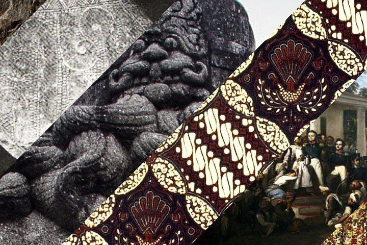 Sejarah Seni Rupa Indonesia; Prasejarah hingga Modern