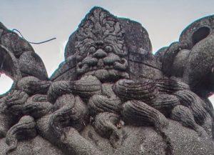 contoh karya seni rupa klasik indonesia: kalamakara
