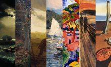 750 Lukisan Pemandangan Priangan Karya Abdullah Suriosubroto HD Terbaru
