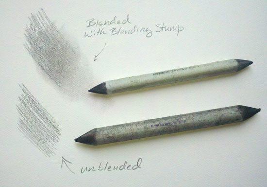 contoh blending (dussel). gambar oleh: drawingteachers.com