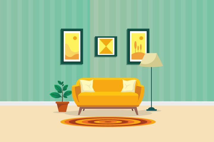 Desain Ruang Keluarga yang Harmonis, Sehat & Produktif