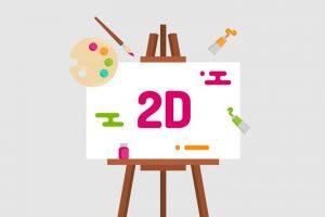 Seni Rupa 2 Dimensi Pengertian Unsur Alat Teknik Contoh Serupa Id
