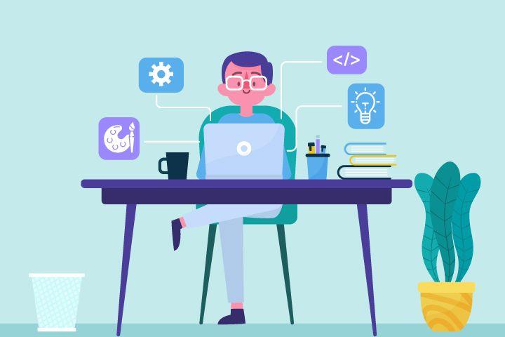 Buat Logo Online? Perhatikan Benefit, Resiko & 8 Tips Ini