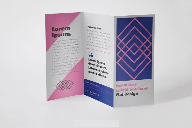 contoh brosur menarik