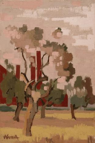 contoh-lukisan-futurisme-alberi-lucio-venna