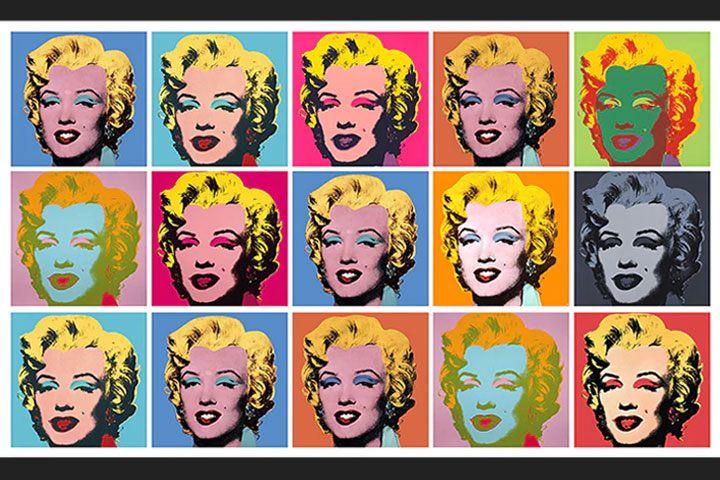 Pop Art – Pengertian, Latar Belakang, Contoh & Tokoh