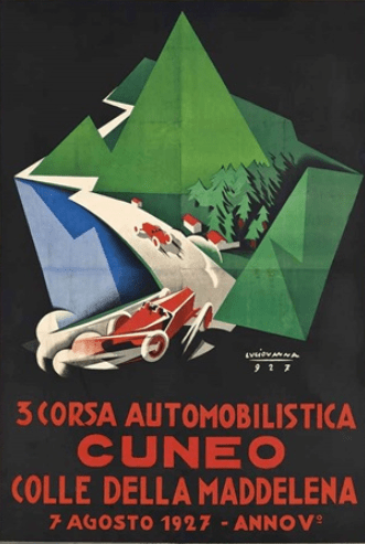 poster-futurisme-3-corsa-automobilistica-venna