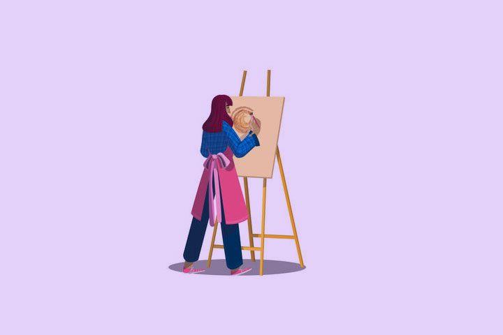cara-melukis-seperti-seniman-pemandangan-wajah-cat-air-kanvas-dsb
