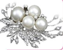 contoh kerajinan berbasis media campuran perhiasan